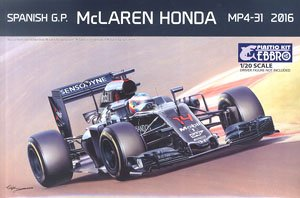 McLaren Honda MP4-31 (Model Car)