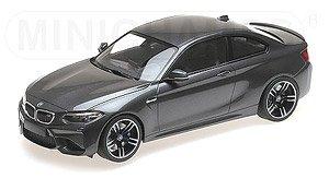 BMW M2 クーペ 2016 グレーメタリック (ミニカー)