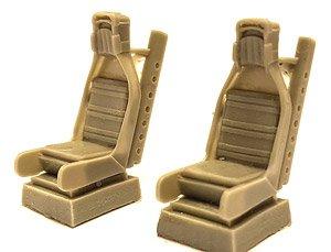 サーブJ32ランセン用射出座席(2個) (ホビーボス用) (プラモデル)