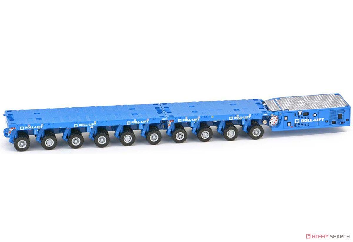 Scheuerle SPMT 6+4+PPU `ROLL LIFT` (ミニカー)