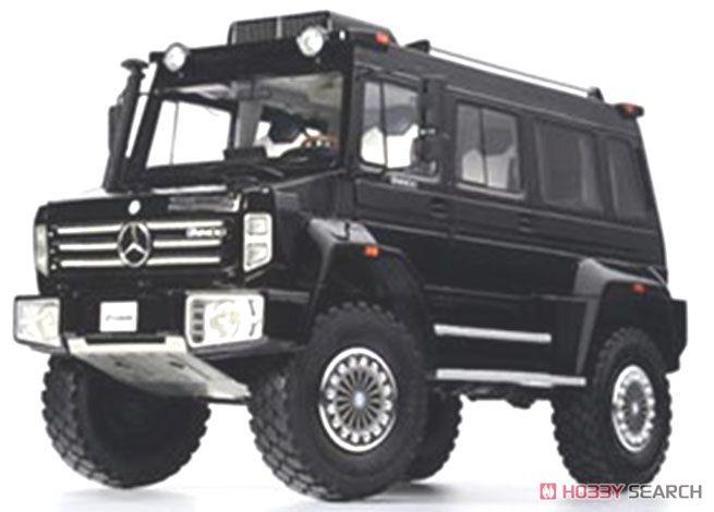 メルセデス・ベンツ ウニモグ U5000 ブラック (ミニカー)
