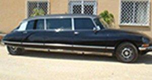 シトロエン DS リムジン 1969 メタリックグレー (ミニカー)