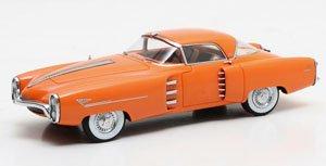 リンカーン インディアナポリス Boano 1955 オレンジ (ミニカー)