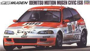 Idemitsu Motion Mugen Civic EG6 (Model Car)