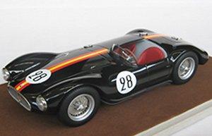 マセラティ A6 GCS ル・マン 1954 #28 De Portago/Tomasi (ミニカー)