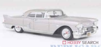 キャデラック エルドラド ブロアム 1957 メタリックベージュ (ミニカー)