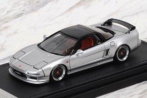 Honda NSX (NA1) Silver (ミニカー)