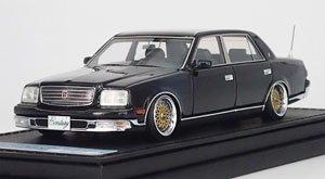Toyota Century (GZG50) Black (Silver/Gold) (ミニカー)