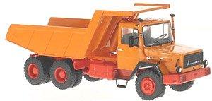Magirus 290 D トラック (オレンジ) (ミニカー)