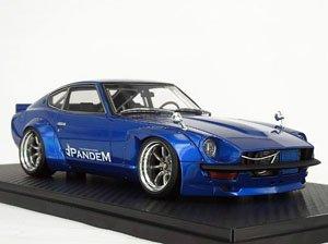 PANDEM S30 Z Blue Metallic (ミニカー)