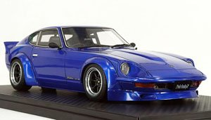 Nissan Fairlady 240ZG (HS30) Full Works Blue (ミニカー)
