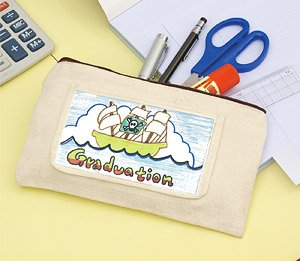 Present Canvas Pouch (Educational)
