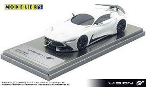 INFINITI CONCEPT Vision Gran Turismo RAZOR WHITE (ミニカー)