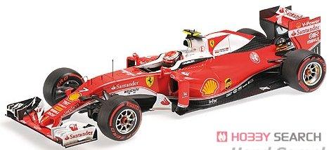 フェラーリ SF16-H スクーデリア フェラーリ キミ・ライコネン 中国GP 2016 (ミニカー)