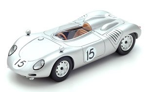 Porsche 718 RSK No.15 Dutch GP 1959 C.Godin de Beaufort (ミニカー)