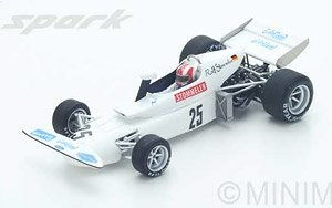 March 721 Eifelland E21 No.25 South African GP 1972 Rolf Stommelen (ミニカー)