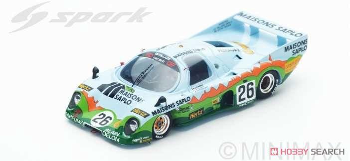 Rondeau M 379 C No.26 Le Mans 1982 J.Haran - V.Candy - H.Poulain (ミニカー)