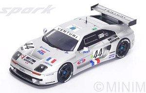 Venturi 600 SLM No.44 Le Mans 1995 P.Belmondo - A.Trevisiol - J-M.Gounon (ミニカー)