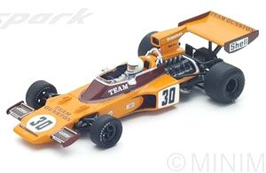 Lotus 72E No.30 South African GP 1974 Paddy Driver (ミニカー)