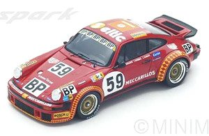 Porsche 934 No.59 Le Mans 1977 F.Servanin - L.Ferrier - F.Hummel (ミニカー)