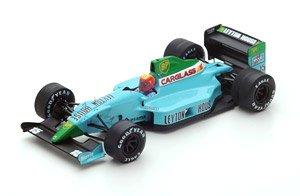 Leyton House CG901 No.15 French GP 1990 Mauricio Gugelmin (ミニカー)