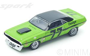 Dodge Challenger No.77 Trans Am 1970 S.Posey (ミニカー)