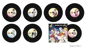 キャラレココースター 「マジきゅんっ!ルネッサンス」 01/ブラインド 6個セット (キャラクターグッズ)