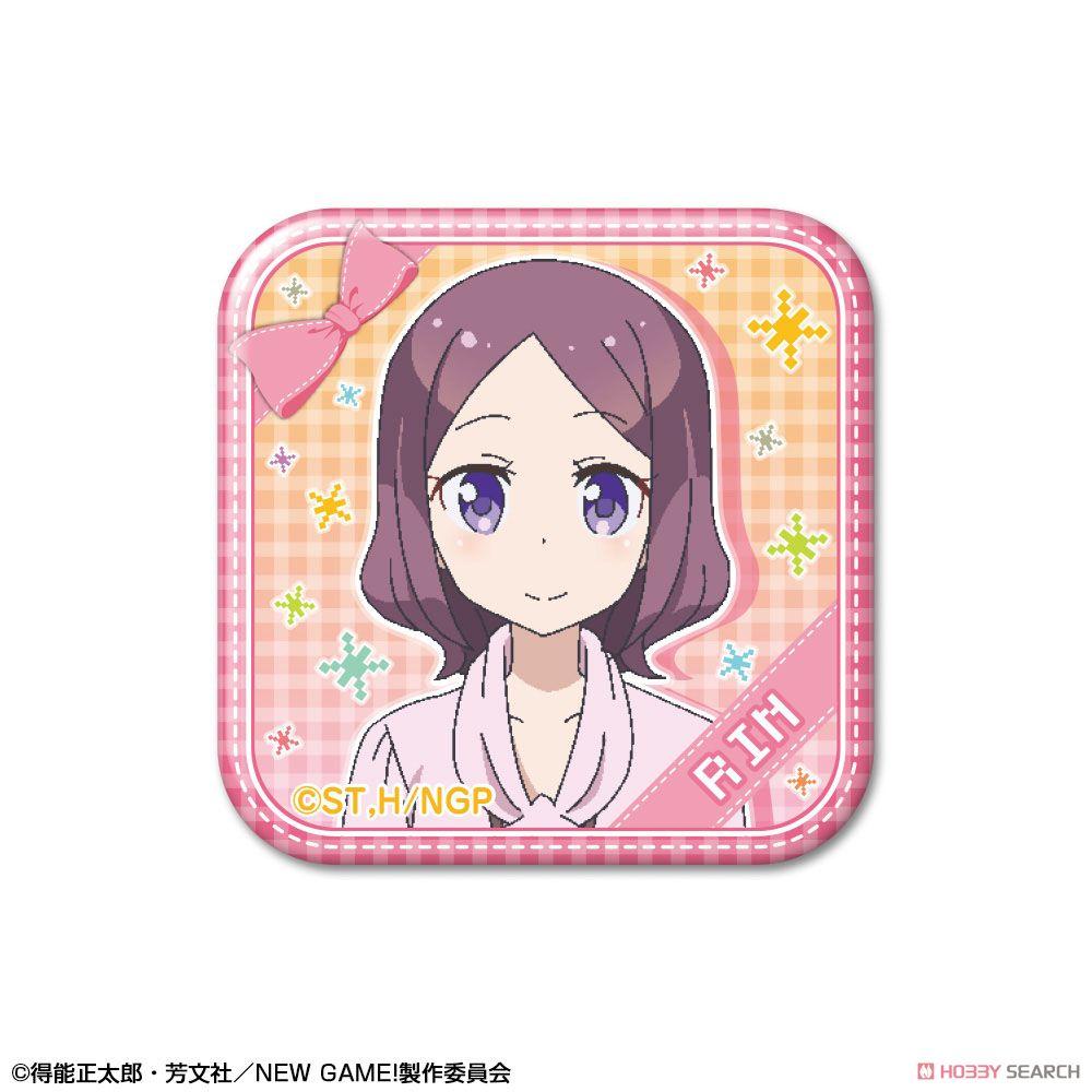 TVアニメ「NEW GAME!」ぷくっとマグネットコレクションBOX 10個セット (キャラクターグッズ)