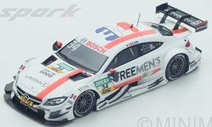 Mercedes-AMG C63 DTM No.34 2016 Mercedes-AMG DTM Team ART (ミニカー)