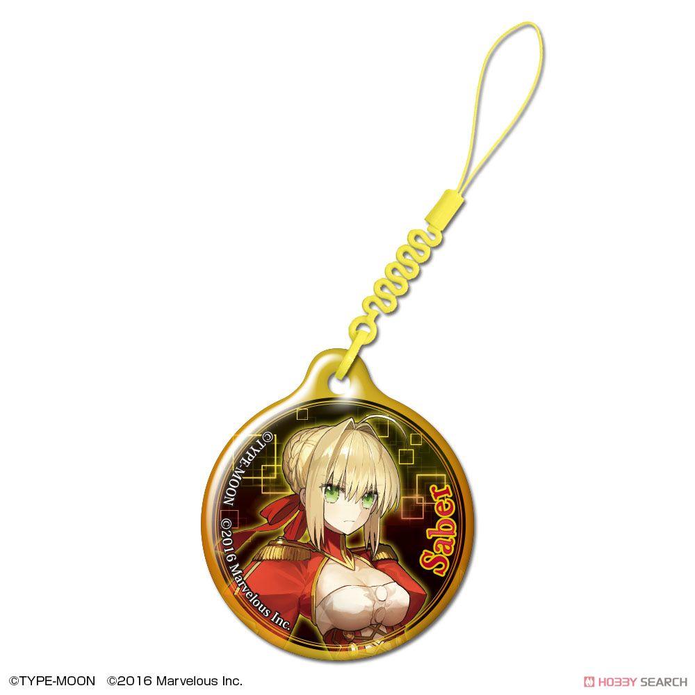 「Fate/EXTELLA」 スマートフォンクリーナー デザイン01 (ネロ・クラウディウス) (キャラクターグッズ)