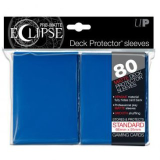 1 Pack 80 Ultra Pro-Matte Eclipse YELLOW Deck Protector MTG Gaming Card Sleeves