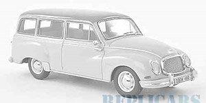 DKW F94 ステーションワゴン 1955 ライトグリーン (ミニカー)