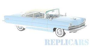 リンカーン プレミア ハードトップ 1956 ブルー/ホワイト (ミニカー)