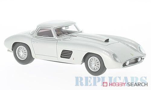 フェラーリ 375 MM スカリエッティ クーペ 1954 シルバー (ミニカー)