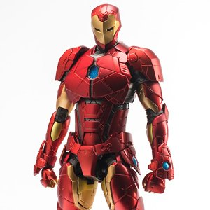 RE:EDIT IRON MAN #08 Shape Changing Armor (完成品)