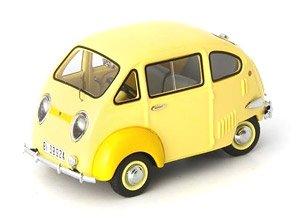 トライバー ラナ 1958 イエロー (ミニカー)