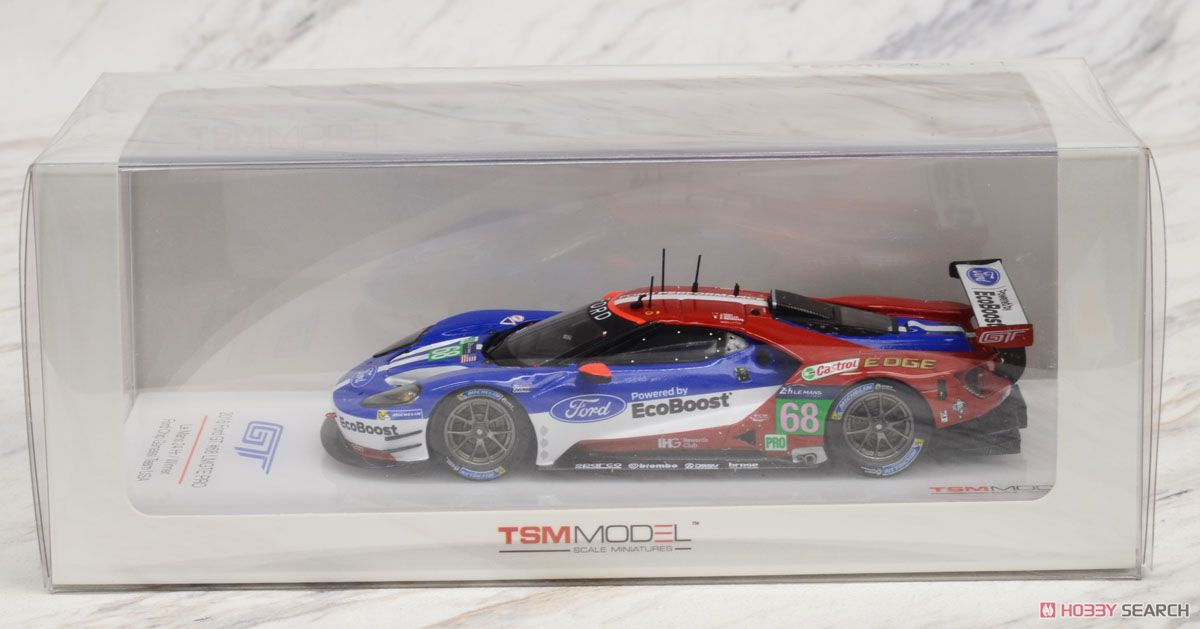 Ford Gt  Le Mans H  Lm Gte Pro Winning Car Ford Chip