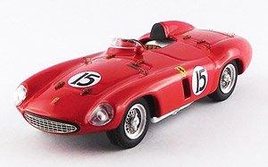 フェラーリ 750 モンツァ ツーリスト トロフィー 1954 #15 Hawthorn/Trintignant シャーシNo.0440 優勝車 (ミニカー)