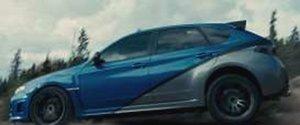 ワイルド・スピード スバル WRX Sti (ミニカー)