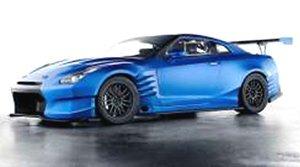 ブライアン ベンスープラ R35 GT-R (ワイドボディ) (ミニカー)