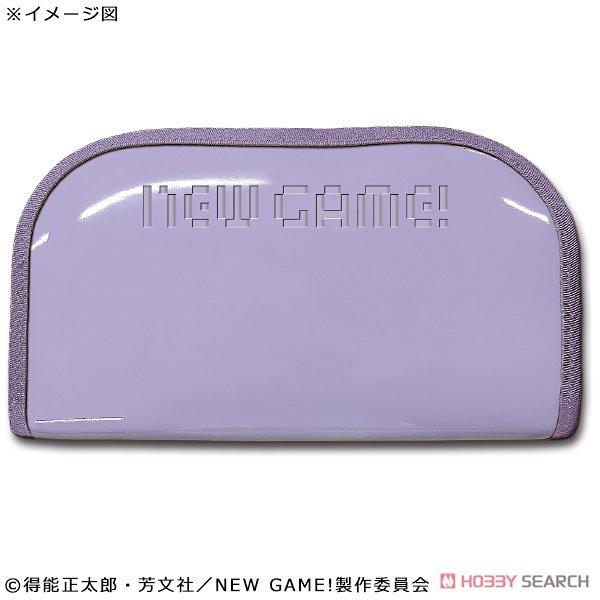 NEW GAME! ゲームポーチ (キャラクターグッズ)