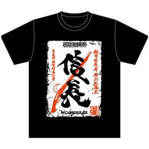 『ドリフターズ』 Tシャツ 信長ラベル柄 XL (キャラクターグッズ)