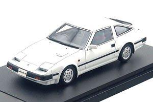 NISSAN FAIRLADY Z 2by2 300ZX (1983) ホワイト (ミニカー)