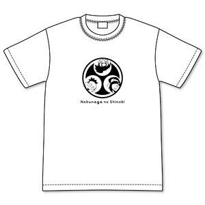 信長の忍び キャラ家紋Tシャツ M (キャラクターグッズ)