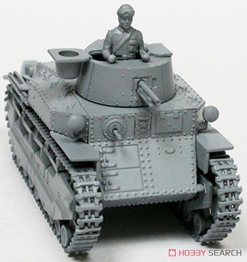 日・八九式中戦車甲初期型 (プラモデル)