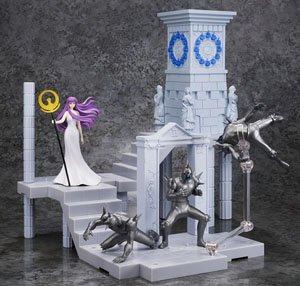 黄金十二宮拡張セット 聖域の火時計 -女神アテナと兵士たち- (フィギュア)