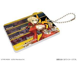「Fate/EXTELLA」 アクリルパスケース 01 (ネロ・クラウディウス陣営) (キャラクターグッズ)