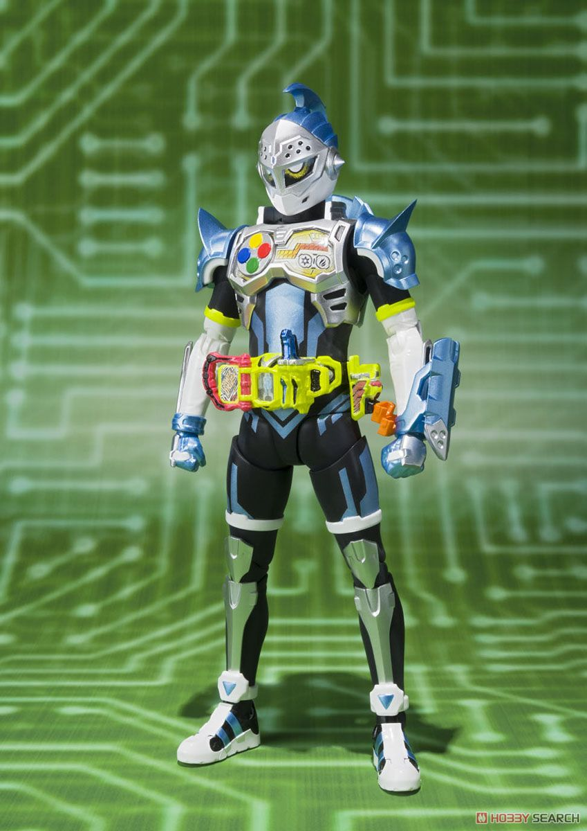 S.H.フィギュアーツ 仮面ライダーブレイブ クエストゲーマー レベル2 (完成品)