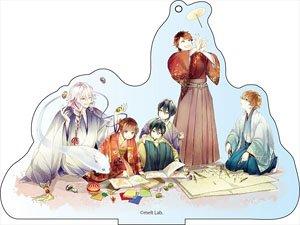 春告と雪息子 デカアクリルスタンド (キャラクターグッズ)
