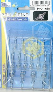 PC Ball Joint i Clear Hobby Base #PPC-Tn28 Ultimate Joint series